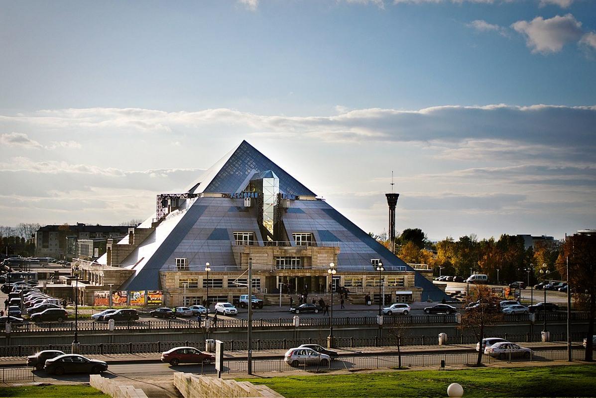 КРК «Пирамида»