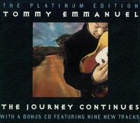 Tommy Emmanuel - The Journey Continues