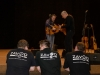 Подготовка к концерту Томми Эммануэля в Зеленограде 16 апреля 2013 года