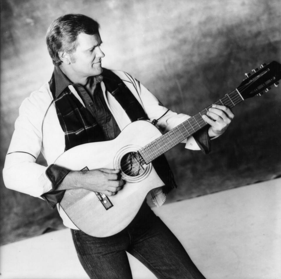 Музыкант, певец, гитарист, автор песен и киноактер Джерри Рид