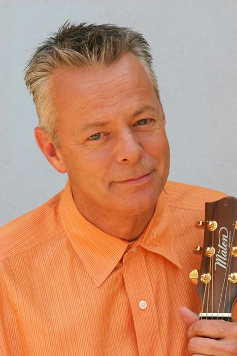 Гитарист Томми Эммануэль
